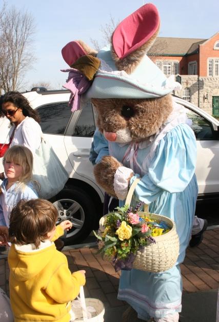 Easterbunnykid